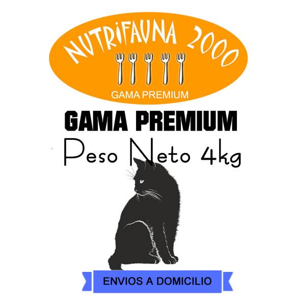 Pienso gatos premium